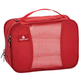 Eagle Creek Pack-It Original Clean Dirty Cube - Para tener el equipaje ordenado - S rojo